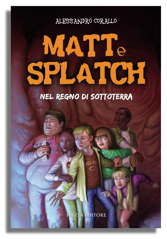 Alessandro Corallo - MATT E SPLATCH