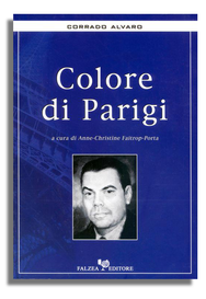 Corrado Alvaro - COLORE DI PARIGI