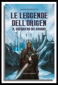 Simone Pietroletti - LE LEGGENDE DELL'ORIGEN